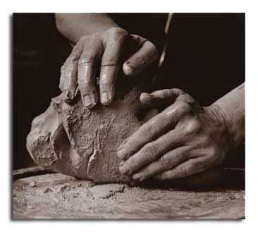 The Hands of the Loving Potter