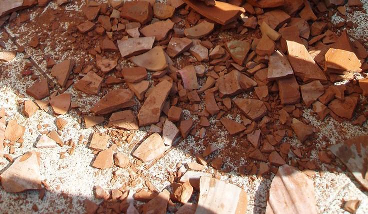 Shards on theGround